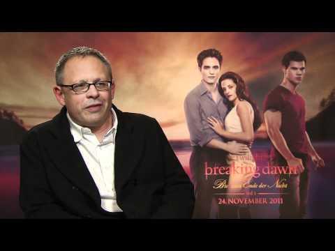 Twilight: Interview mit Regisseur Bill Condon inkl. Untertitel