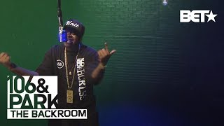 Kidd Kidd in the Backroom | 106 & Park Backroom