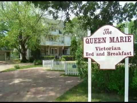 Emmetsburg Iowa, Queen Marie Victorian B&B, on Our Story's Hidden Away, Not Forgotten #15
