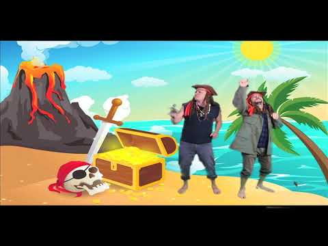 Canciones infantiles | Somos Piratas | Música infantil | Do Rie Mi