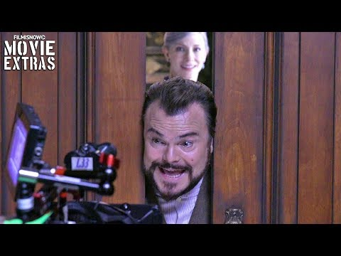 THE HOUSE WITH A CLOCK IN ITS WALLS (2018) | Behind the Scenes of Jack Black Comedy Movie Mp3