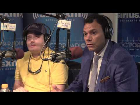 Doctor Describes Face Transplant Surgery // SiriusXM // Doctor Radio