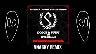Dodge & Fuski vs. 12th Planet - Big Riddim Martian (Anarky Remix)