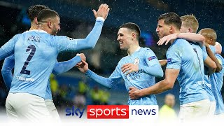 BREAKING: Manchester City breeze past PSG to reach Champions League final
