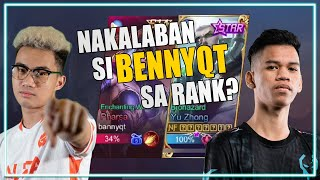 NAKALABAN SI BENNYQT SA RANK GAME?