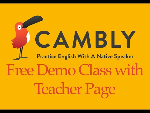 Cambly app review - Cambly Code Englsihwithdan for 15 minutes free! FREE MINUTES!