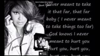 Toni Braxton, Babyface   Hurt You lyrics