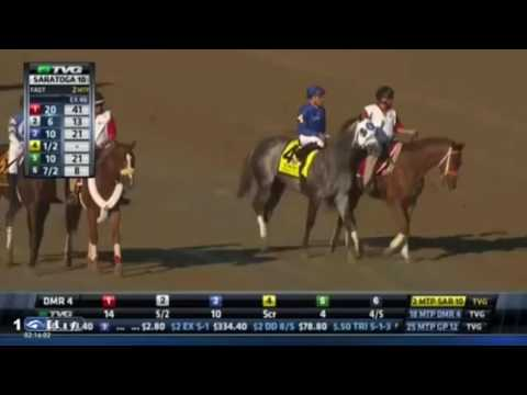 รายการ Whitney Stakes : สนามซาราโทกา : 06/08/16