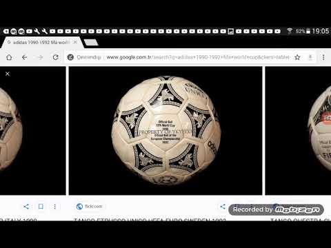 100-aboneye-özel-kestigim-fifa-world-cup-topumun-ilk-hali