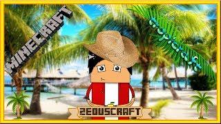 Minecraft - Тропические приключения - 5 - РАБОТА КИПИТ!