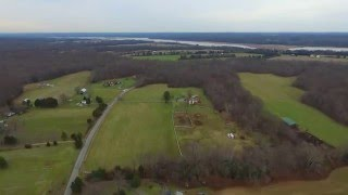 Farms of Maryland on the Patuxent River Phantom 3