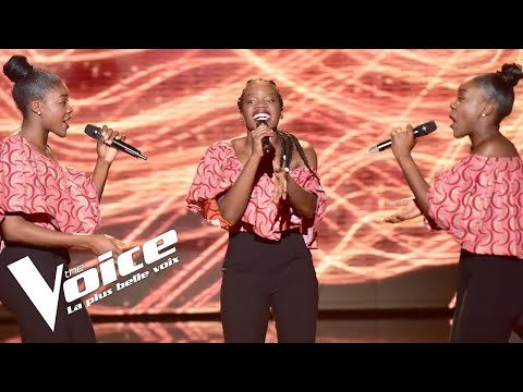 Outkast (Hey Ya) |Meltweens |The Voice France 2018 |Blind Audition