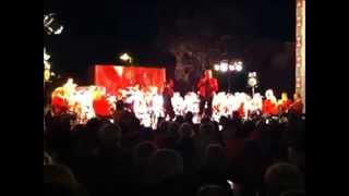 DEWI MARPAUNG & H. DELAGO - Austrian Live & Tobatak-Version