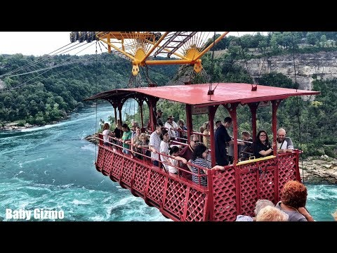 Three BEST Ways To See Niagara Falls! Aero Car, White Water Walk & Adventure Course