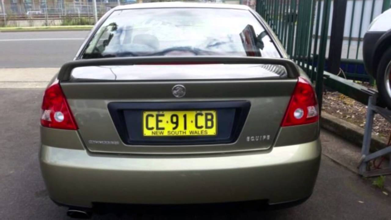 2003 holden commodore vy equipe gold 4 speed automatic sedan youtube 2003 holden commodore vy equipe gold 4 speed automatic sedan vanachro Gallery