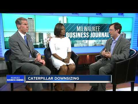 Ask the Expert: Caterpillar's downsizing