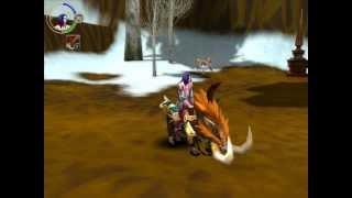 Primitive Wild Boar - Order & Chaos Online