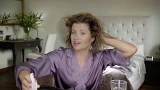 Szybka fryzura dla włosów do ramion z Kerabione i Agnieszką Sienkiewicz