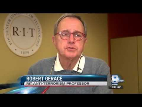 RIT on TV: RIT Terrorism Expert comments on Paris Attacks