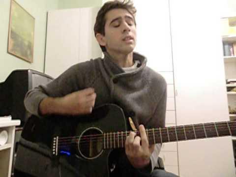 Jovanotti - A Te (Acoustic Guitar Cover)