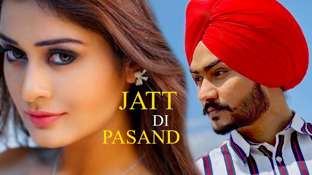 Jatt Di Pasand || Himmat Sandhu || Latest Punjabi Song ||