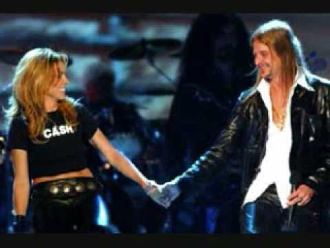 Picture-Kid Rock ft Sheryl Crow