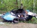 в Вятскополянском районе произошло два ДТП с пострадавшими