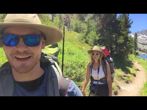 Devils Postpile to Tuolumne Meadows - John Muir Trail 2016