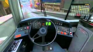 Bus and Cable-Car Simulator San Francisco