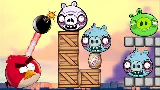 Boom Bad Piggies - THROW GRENADE TO BLOW ALL PIGGIES BLOODY GAME!