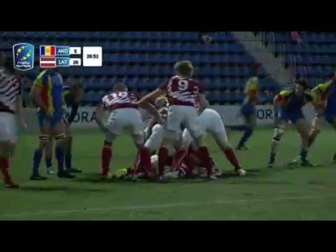 Andorra-Latvia #ENC2B
