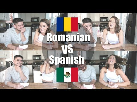 Let us teach you Romanian & Spanish Season 2 vlog 24