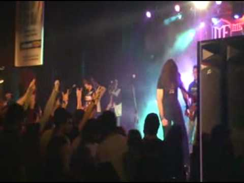 Mordab - Iranian Death Metal - World Of Vaccum - Live MetalFront On Armenia 2008