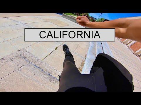 Parkour To California - POV