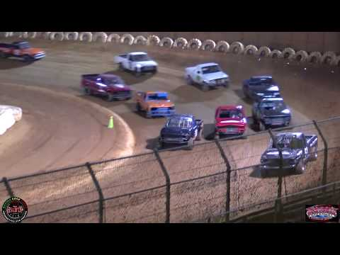 Placerville Speedway 9-14-19 Mini Trucks Main Event Highlights