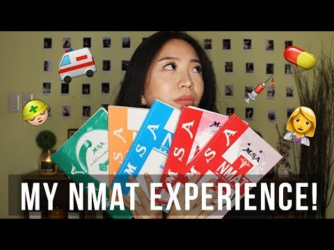 NMAT TIPS AND TRICKS (Philippines) | Ana Camille