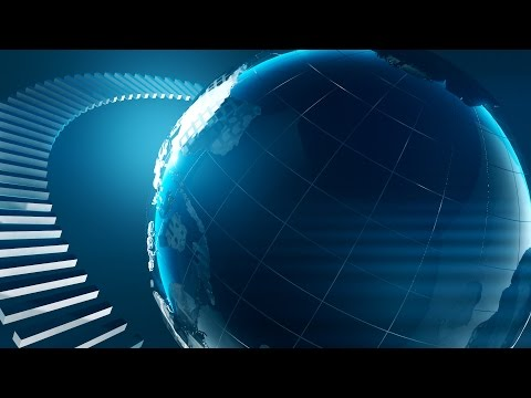 After Effects 3D Earth Globe Animation