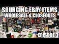 Buying Wholesale, Bulk or Liquidation to sell on Ebay & Amazon Closeouts