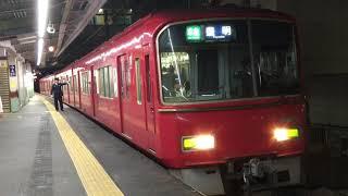[連番]名鉄3100系 3107f+3106f(準急豊明行き)神宮前駅 発車‼️