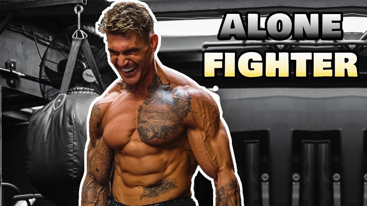 ALONE FIGHTER - Gym Motivation ⚔️