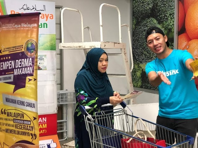 FOOD DONATION DRIVE 4.0 (FDD4) - KEMPEN DERMA BARANG DAPUR AL-I'TISAM FOODBANK