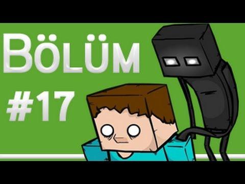 Burak Minecraft'ta Bölüm 17