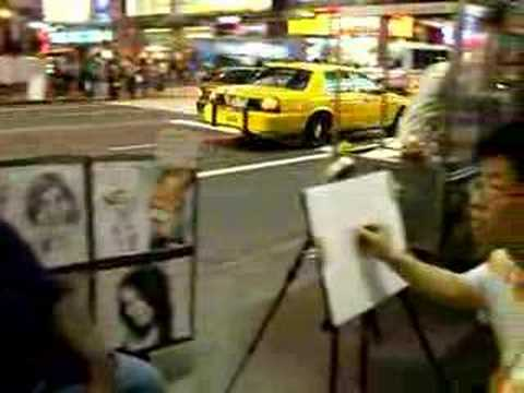 Times Square, NYC, Street Artists