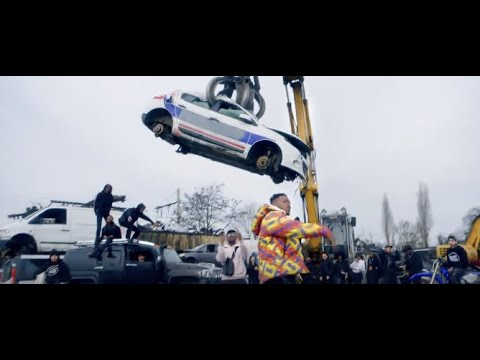 Youtube: Niska – Méchant ft. Ninho (Clip officiel)
