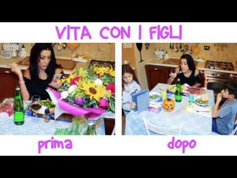 VITA CON I FIGLI : PRIMA E DOPO 🚶🏽♀️🏃🏾♀️|ANGELICA