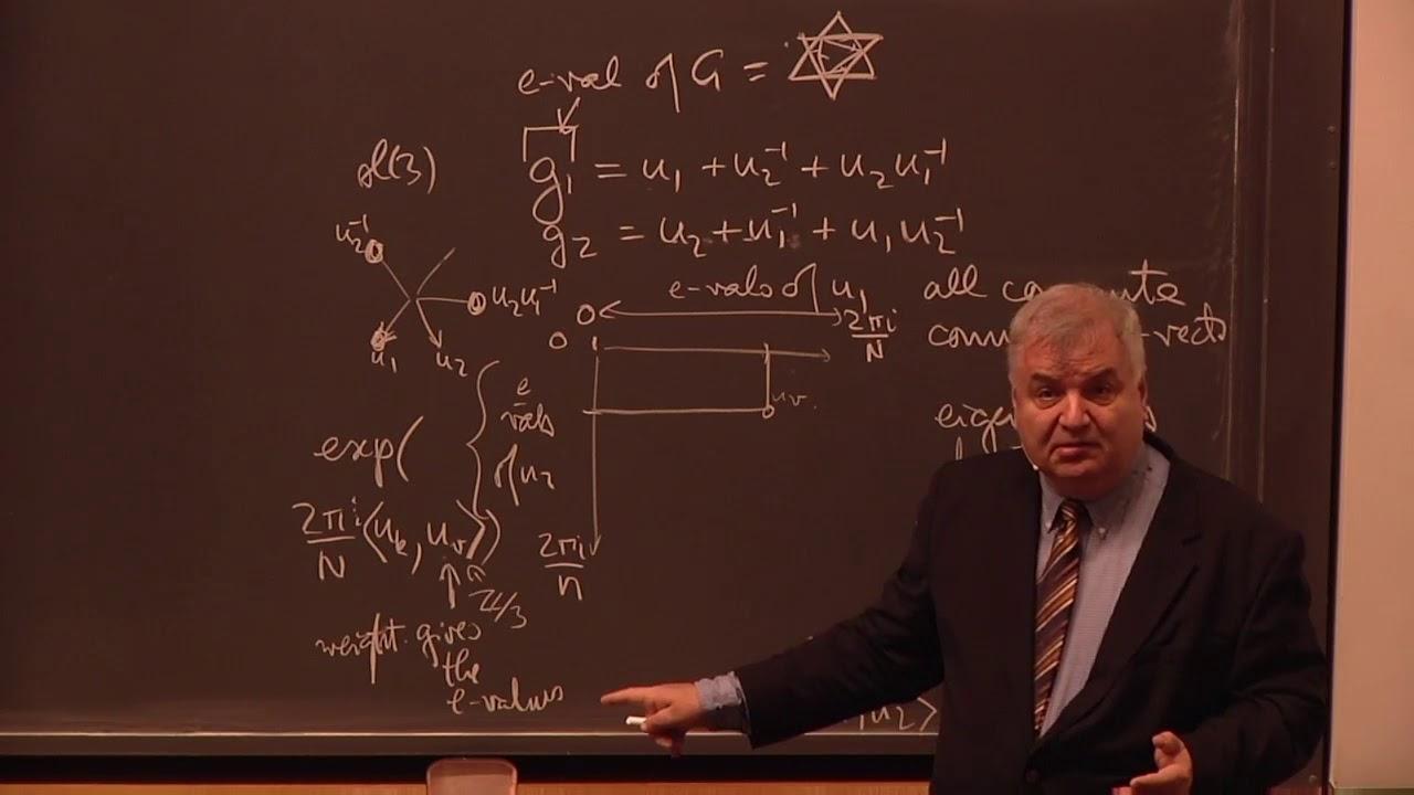 L29 Adrian Ocneanu Harvard Physics 267 2017 11 10