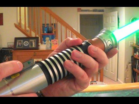 Star Wars RotJ Black Series Force FX Luke Lightsaber Unboxing & Review