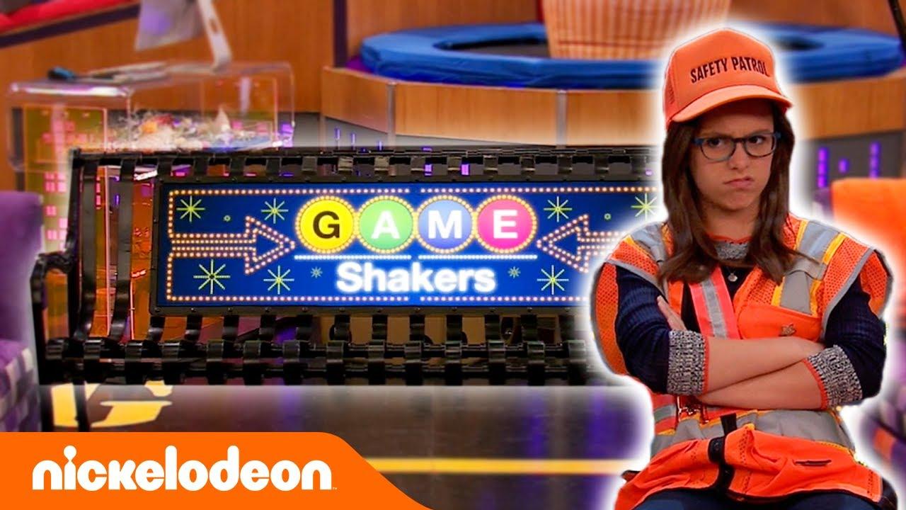 Игроделы | Скамейка Бэйб | Nickelodeon Россия