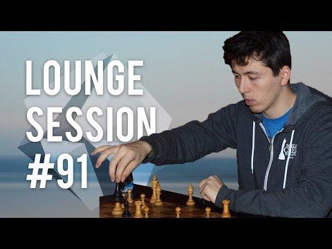 Eric Hansen | Chess Lounge Session #91