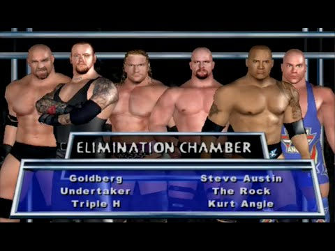 WWE SmackDown Here Comes the Pain PC Game - Free Download Full Version